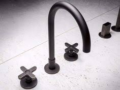 design waschtischarmaturen cocoon pb set01 wall mounted basin mixer with spout bycocoon
