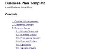 google docs business plan template 10 useful google docs templates
