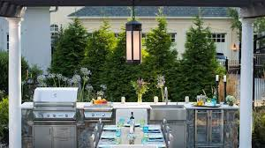appliance considerations for your outdoor kitchen
