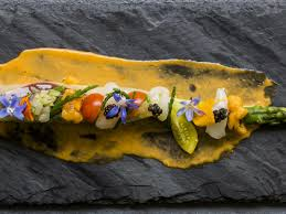 one of l a u0027s best tasting menus is in the backyard of a highland