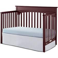 Graco Convertible Crib Convertible Cribs Cottage Bedroom Graco Wood Mahogany Graco