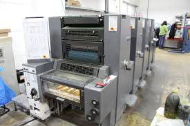heidelberg pm 52 4 printing machines
