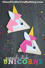 unicorn themed crafts and printables