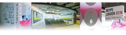 skype headquarters e 2200zc adds contemporary twist to skype s new london headquarters