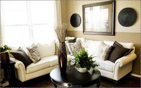 small modern apartment white wall paint color dark cream varnished