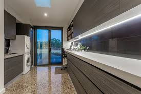 Modern Laundry Room Decor Inverleigh Project Modern Laundry Room Geelong By Your