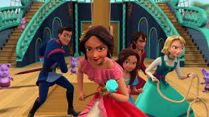 elena of avalor let love light the way elena of avalor my time official music video hd music art