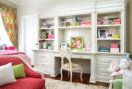 Wall Desk Ideas Built In Desk In Bedroom Wall Desk Units Transitional With In