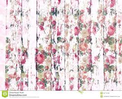 shabby wood grain texture white washed with distressed roses