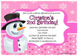 ice skating birthday party invitations snowman winter birthday party invitations pink crafty designs