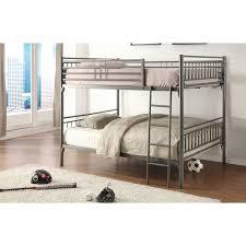 Viv Rae Josefa Full Bunk Bed  Reviews Wayfair - Full bunk bed