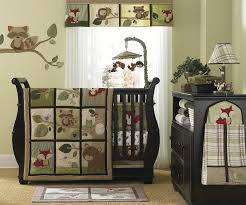 Nature Themed Crib Bedding Leading Candidate General Nursery Ideas Pinterest