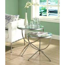 Excellent Metal Coffee Table Sets Ideas Round Glass Top Metal