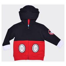 mickey mouse toddler costume disney mickey mouse toddler boys costume hooded sweatshirt target