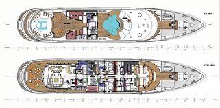 plan image gallery deck plan the 49m yacht plan b u2013 luxury