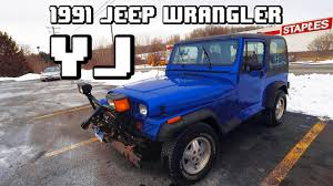 jeep wrangler yj a pile of rust or gold quirks and review