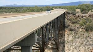 Arizona Wildfire Lacrosse by Adot Plans To Melt Old Hell Canyon Bridge For Demolition Phoenix