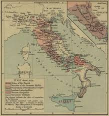 Italy On The Map by Nationmaster Maps Of Italy 60 In Total