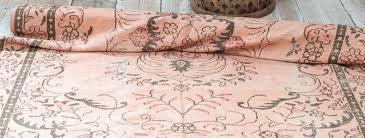 large yasmine overdyed rug in blush heavenlyhomesandgardens co uk