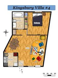 550 square feet kingsbury villas our villas