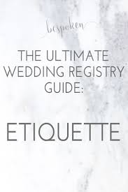 tools to register for wedding 25 best wedding registry tips images on