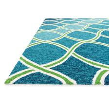 Indoor Outdoor Rug Runner by Floor Rug Blue Green Outdoor Rug Area Rugs Abstract And Jaipur