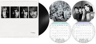 50th anniversary photo album beatles 2018 50th anniversary white album calendar 3351 7 00