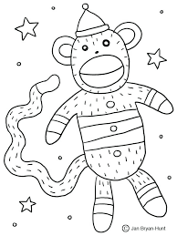 happy birthday paw patrol coloring page zoo free sock monkey coloring page animal pages face with banana