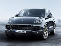Porsche Cayenne Diesel - you may soon be able to buy a brand new cayenne diesel as a used