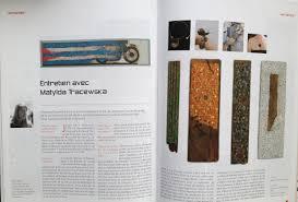 Mosaique Del Sur Buy This Magazine U201cmosaique U201d Enters A New Era Mosaic Art Now