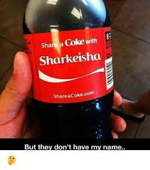 Sharkeisha Meme - share a coke with sharkeisha shareacokecom but they don t have my
