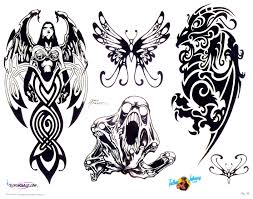 free tattoo designs for men tattoo collections