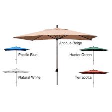 Patio Umbrellas Edmonton Patio Umbrella Lowes Backyard