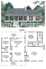 split bedroom floor plans split bedroom house plans one story country ranch house plan 40026