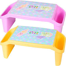 Activity Table For Kids Nnewvante Lap Desk For Kids With Storage Portable Children U0027s Table