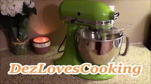 Kitchenaid Artisan Mixer by Kitchenaid Artisan Mixer Youtube