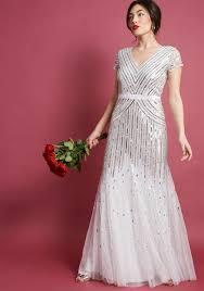 bridal dresses unique chic wedding dresses modcloth