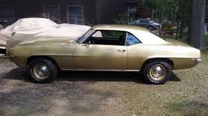 pictures of 1969 camaro olympic gold 1969 camaro lm1