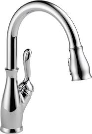 delta leland pull kitchen faucet delta leland 9178 dst single handle pull kitchen faucet with