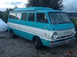 lexus camper van dodge a100 camper van 1969 in melbourne vic
