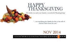 thanksgiving day preparation