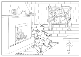 coloring pages pigs 6