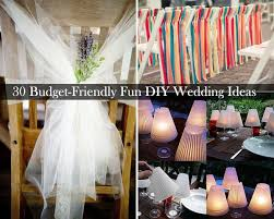 wedding reception ideas on a budget 30 budget friendly and diy wedding ideas amazing diy