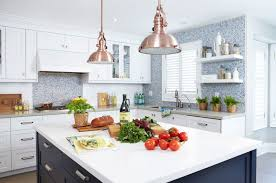 Lights Kitchen Island by 20 Examples Of Copper Pendant Lighting For Your Home