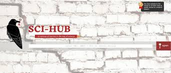 Sci Hub Report Offers Statistics And Opinions On Sci Hub