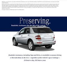 mercedes road side assistance certified pre owned benefits mercedes of south