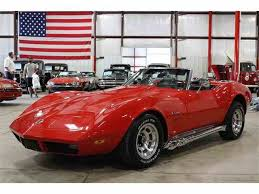 74 corvette stingray 1974 chevrolet corvette for sale on classiccars com 59 available