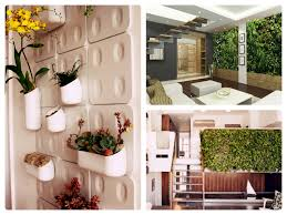 Vertical Wall Garden Plants by Indoor Hanging Garden Ideas An Indoor Vertical Garden Garden