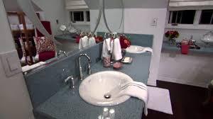 bathroom countertop makeover video hgtv
