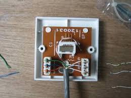 guide to rewiring uk phone wiring